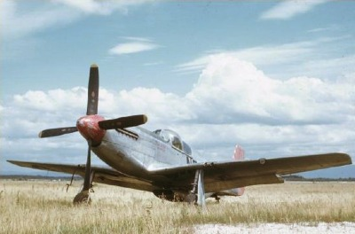 F-6C  111th TRS, France 1944
