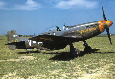 "P-51D-10-NA 44-14798 ""Butch Baby"""